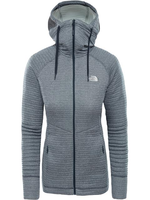The North Face Hikesteller MD Jacket Women Urban Navy/Tin Grey